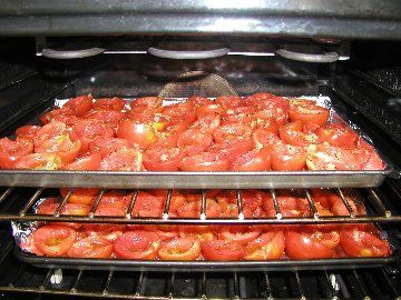 This is very similar to the recipe Panera uses for their roasted tomatoes. I just made a small batch to test, added oregano and freeze dried onion powder. definitely making a giant batch and freezing for sandwiches and pasta later (loved it with egg whites and spinach for breakfast)