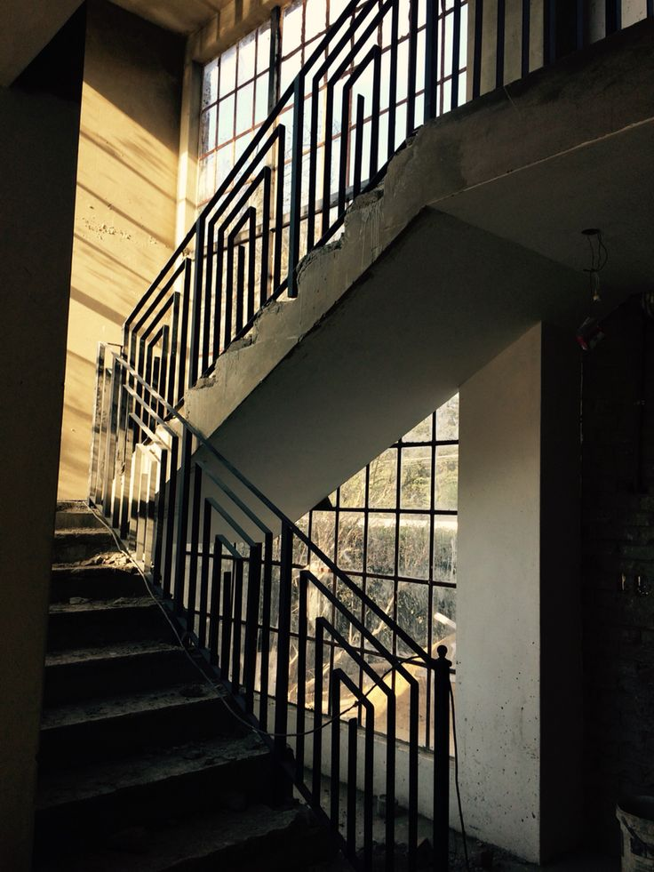 Art Deco Handrailings by Westgate Manufacturing 0836294562