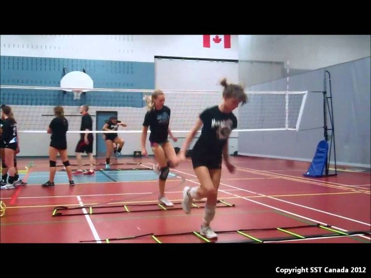 Volleyball Training  Vertical Jump Program