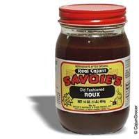 SAVOIE'S® Old Fashioned Roux (Dark), my grandmother swears by it and I don't have the time to make mine from scratch