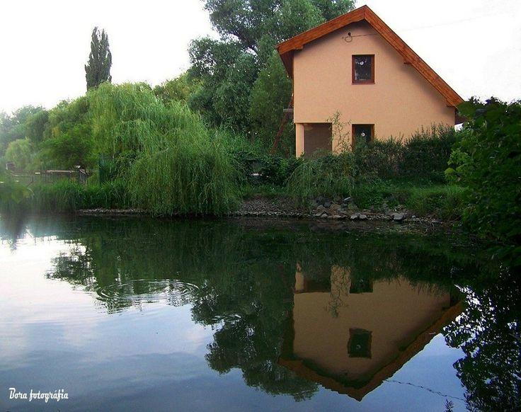 Tökéletes tükörkép, Dunai nyaralóval01
