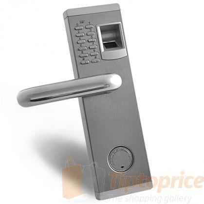 Cerradura biométrica con huella dactilar