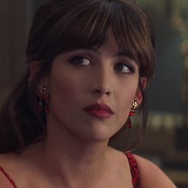 Love Earrings - Elektra King / Sophie Marceau - James Bond