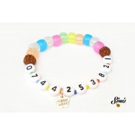 Identification bracelet for toddlers
