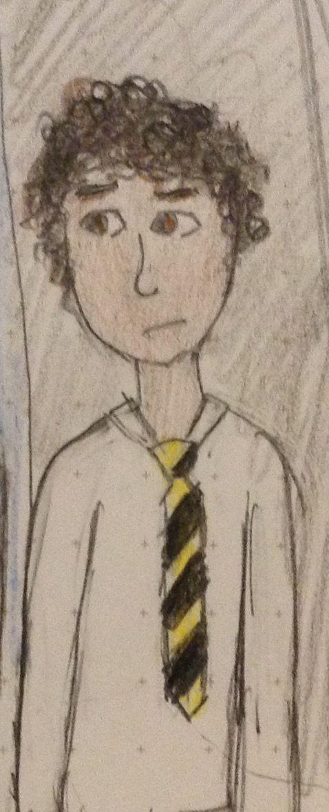 Paxton Garcia-Fawley.  Drawn by Marmalade