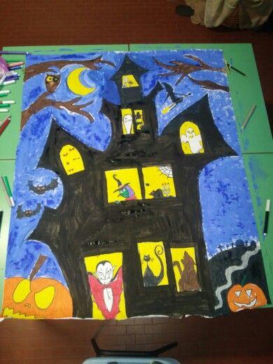Halloween is coming! #craft #kids #halloween #owl #ghosts #pumpkins