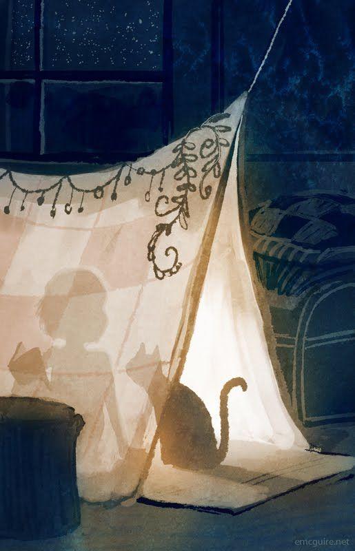 Erin McGuire: Friday Sketch - Fort