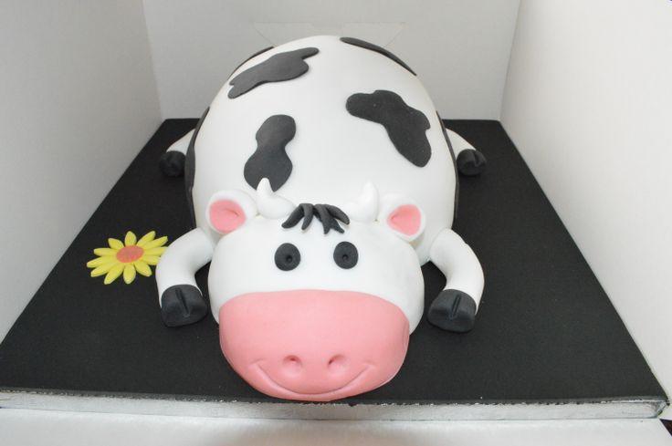 Moooooo cake