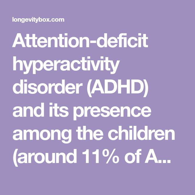 attention deficit hyperactivity disorder Attention deficit hyperactivity disorder (adhd) is one of the most common childhood disorders adhd is a broad term, and the condition can vary from person to person adhd is a broad term, and the.