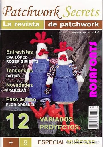 Patchwork Secrets 10 - Majalbarraque M. - Picasa Webalbumok