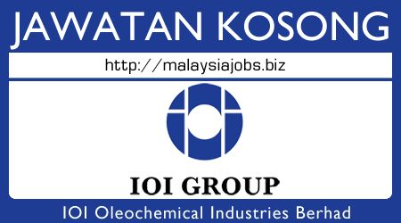 IOI Oleochemical Industries Berhad