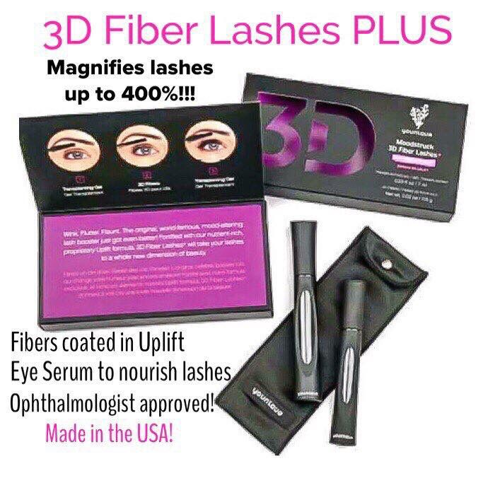 NEW Younique's 3D Fiber Lash Plus!!!! AMAZING!!!!  www.youniqueproducts.com/LauraProctor
