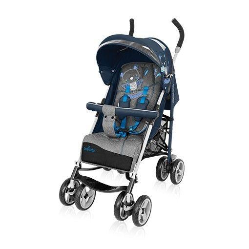 Baby Design Travel Quick babakocsi lábzsákkal - 2017 03 Blue - Zsebi Babaáruház - Babakocsik, bababútorok, autósülések, etetőszékek - Széles választék, kedvező árak