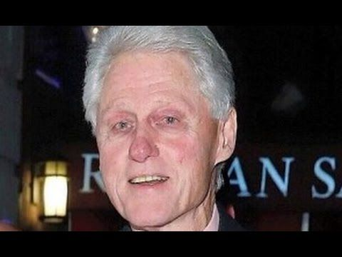 BILL CLINTON HEALTH CRISIS FAMILY GATHERING IN LITTLE ROCK! - YouTube