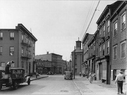 powers olive streets williamsburg brooklyn 1937 new. Black Bedroom Furniture Sets. Home Design Ideas