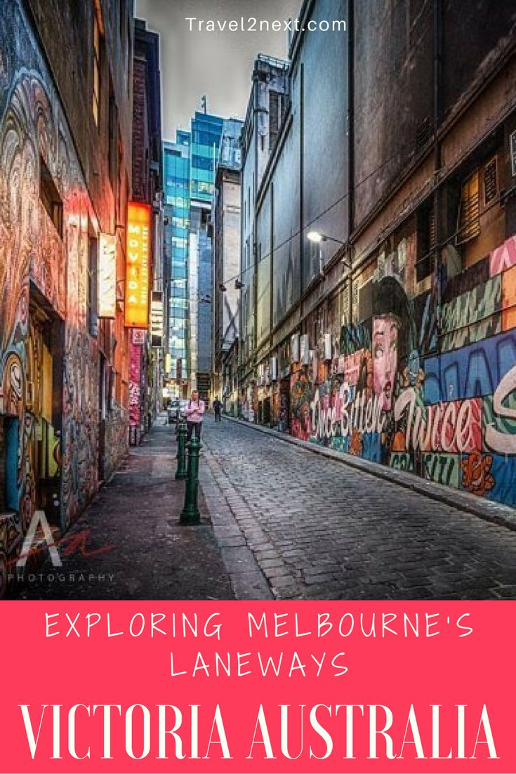 Exploring Melbourne's laneways. Of the things to do in Melbourne, exploring Melbourne's laneways is one of the most alluring.