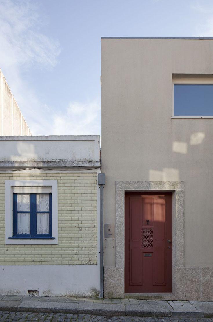 Souto de Moura . House refurbishment . Porto (2)