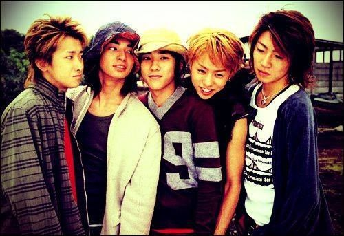嵐 // Arashi // Matsumoto Jun // Aiba Masaki // Ninomiya Kazunari // Ohno Satoshi // Sakurai Sho // Aibaka // Baka // DoS // MatsuJun // Riida // Nino // best of bands