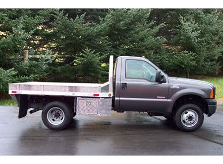 Aluminum Truck Beds by Bull Head - Ford Trucks - The Aluminum Truck Bed - Beefed Up - A Cut Above the Rest