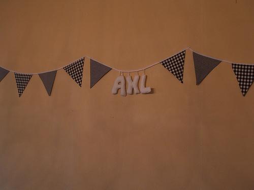 vlaggenlijn axl