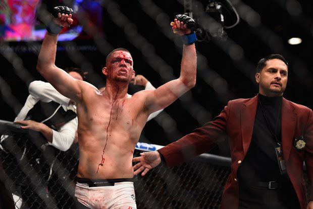 Conor McGregor News: Diaz slams the Irishman's fans, FW...: Conor McGregor News: Diaz slams the Irishman's fans, FW… #UFC197 #ConorMcGregor