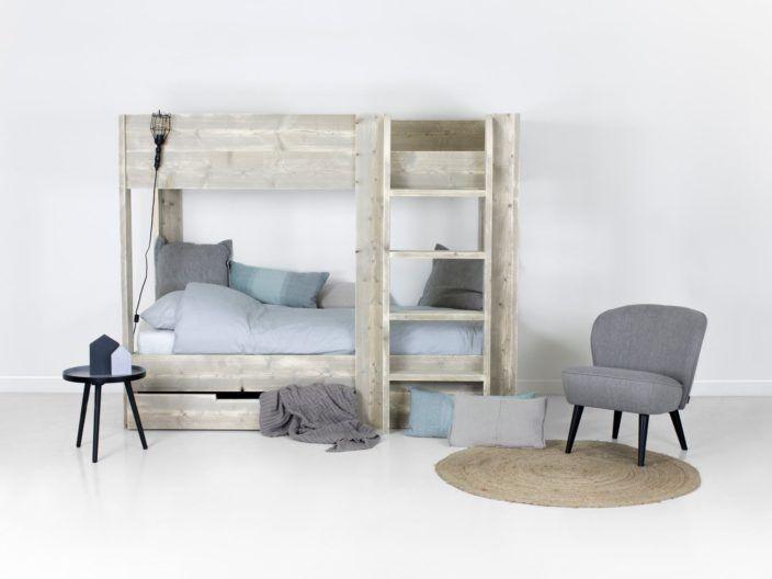 26 best steigerhout in de slaapkamer images on pinterest bedroom