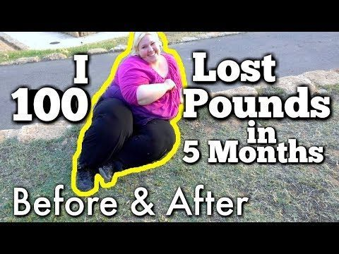 how to lose 100 pounds in a year without exercise