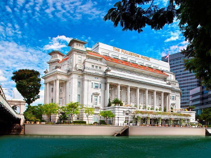 Fullerton Hotel, Singapore: Singapore Resorts : Condé Nast Traveler