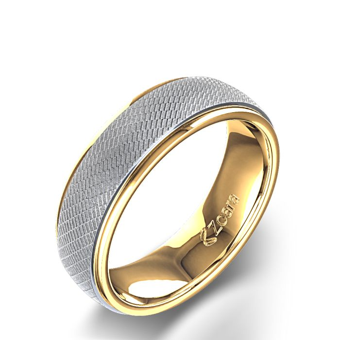 Platinum Men S Wedding Rings Have Become A Top Choice For Who Prefer The Sheen