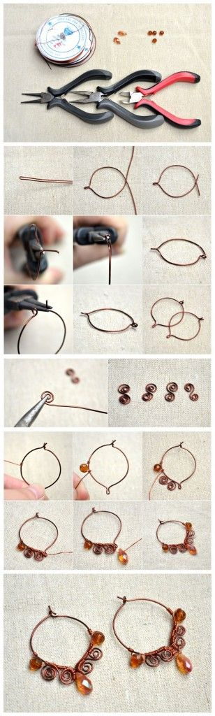 4 Essential Hoop Earrings