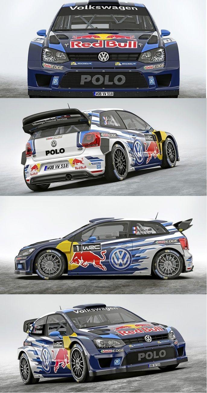 POLO WRC 2015