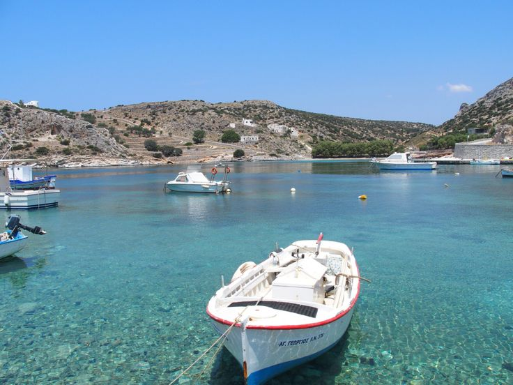 Schinousa Island, Small Cyclades, Greece