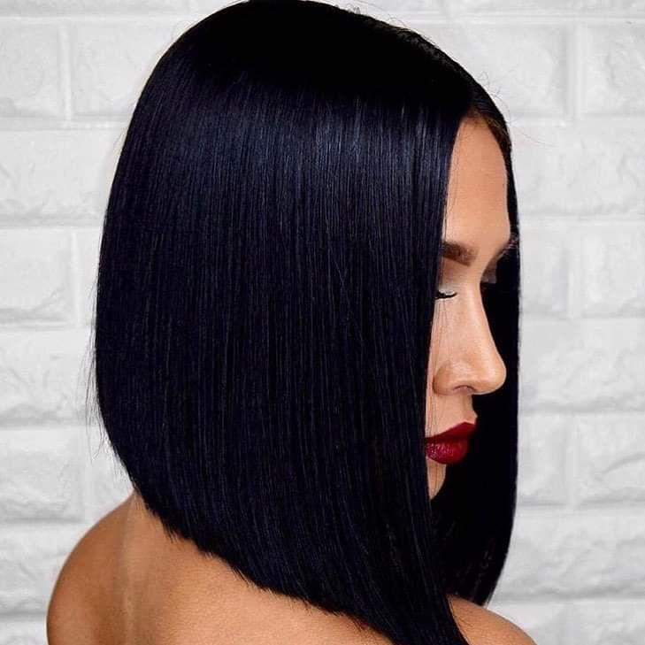 Pin Von Vechnata Adaline Auf Pricheski Haar Styling Kurzes Glattes Haar Frisuren Langhaar