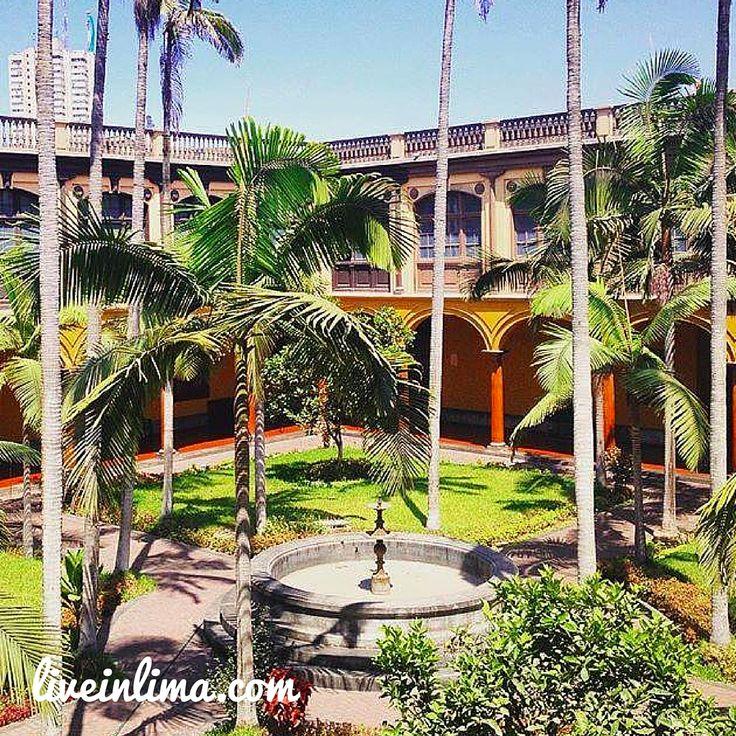 Casona de la Universidad Nacional Mayor de San Marcos in Historic City Center #UNMSM #CasonaUNMSM #CentrodeLima #Lima #Peru