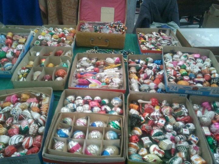 Tongeren antiques market (Belgium)