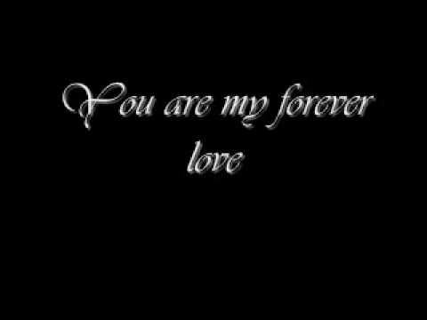 I could love you forever lyrics