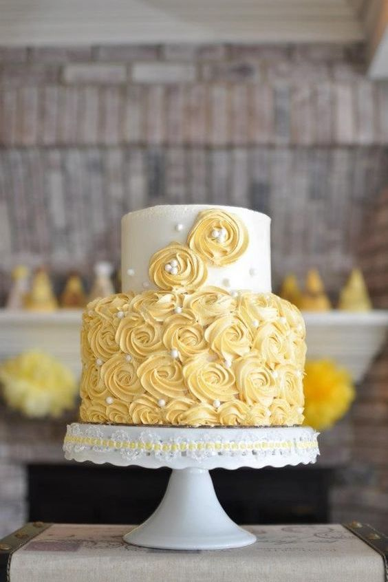 Vintage Wedding Cakes: A Touch of Unexpected Romance and Glam | Cake ...