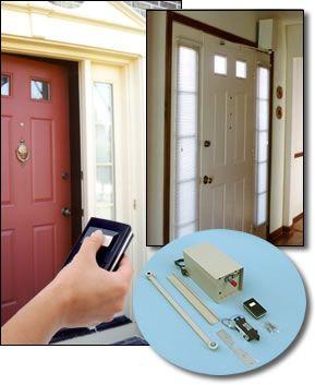16 Best Automatic Door Opener Images On Pinterest Door