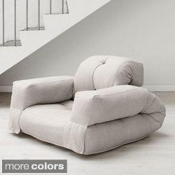 Fresh Futon Hippo Convertible Chair Bed