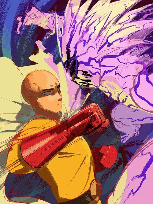 17 Best images about Japanese Anime One Punch Man on Pinterest | Kill la kill, Saitama one punch ...