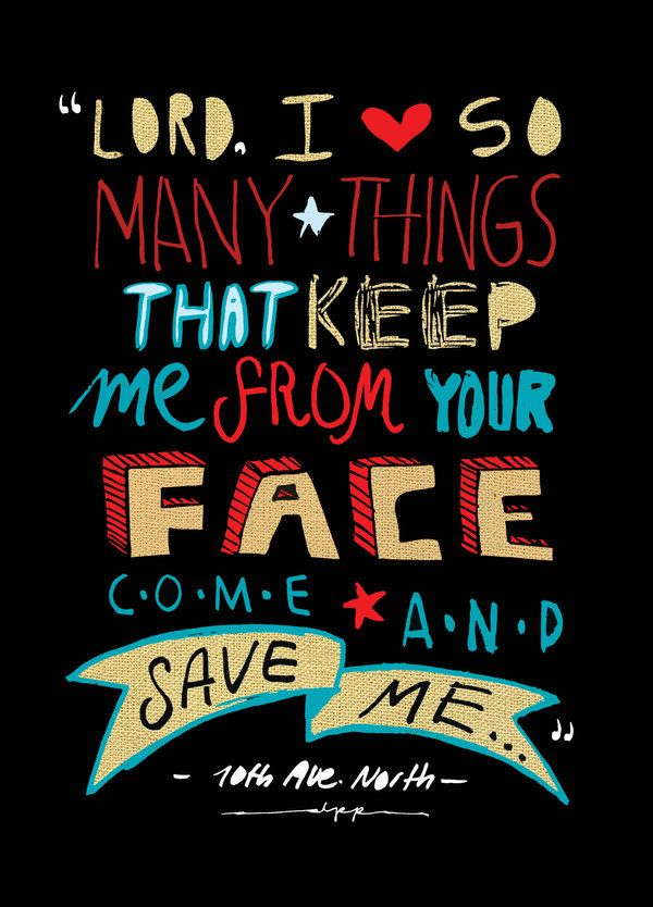 Tenth Avenue North Lyrics - SweetsLyrics.com