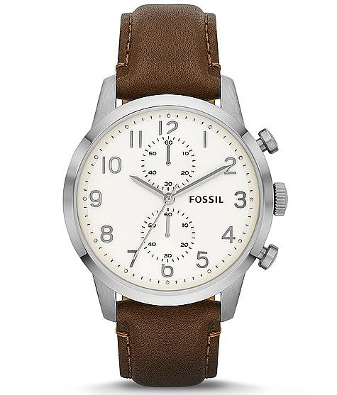 #Fossil Townsman Chronograph Watch