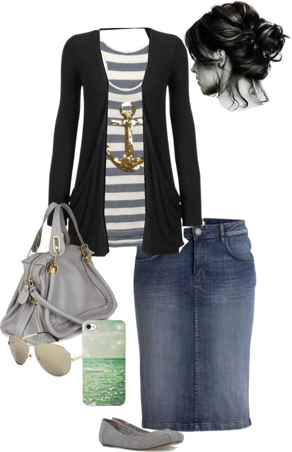 """""""Summery Outfit"""" by sweet-spicy-micky ❤ liked on Polyvore"""