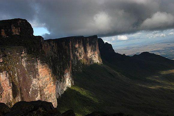 O deslumbrante Monte Roraima