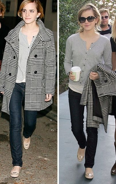 Emma Watson Casual Outfits