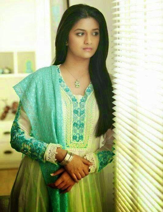 Actress Keerthi Suresh sexy pics