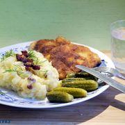 Картофельное пюре по-немецки