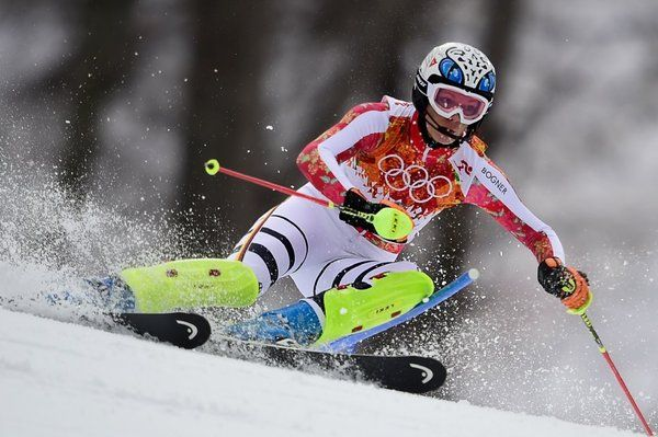 Maria Hoefl-Riesch: b. 1984; Hoefl-Riesch is a skier from Germany.  She won a gold medal in Sochi for Women's Super Combined Alpine Skiing.
