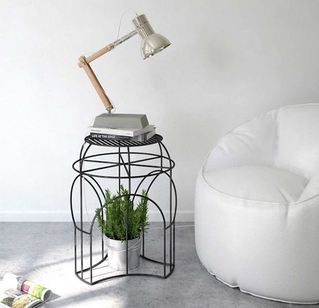 Coup de coeur : la table basse Rotonda de Levantin Design