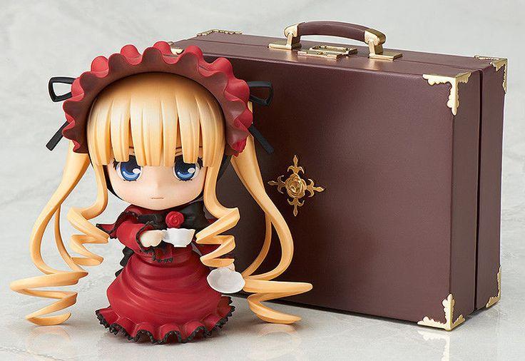 Rozen Maiden Nendoroid Shinku Rozen Maiden 10 cm - Figur